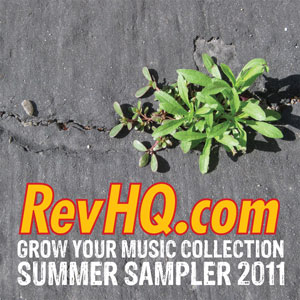 RevHQ.com Summer Sampler Cover Artwork